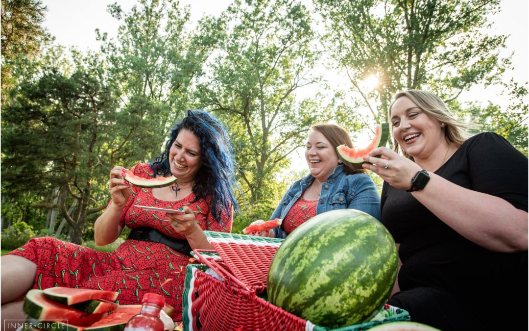 Best Friends and Watermelon