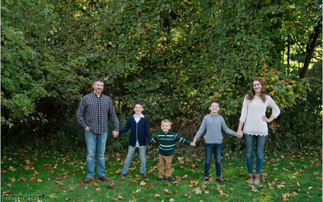Taylor Family :: 2020