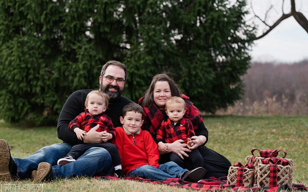 Lindamood Family :: Christmas Minis 2020